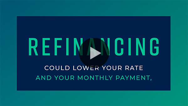 Refinancing video thumbnail video preview
